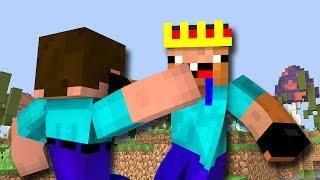 ВОТ И ВСТРЕТИЛИСЬ ДВА НУБА, ВСЕ МИНИ-ИГРЫ МАЙНКРАФТА ЧЕЛЛЕНДЖ №19 Minecraft Sky Clash