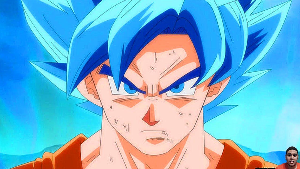 Goku's New Super Saiyan God Form Revealed  Dragon Ball Z Revival