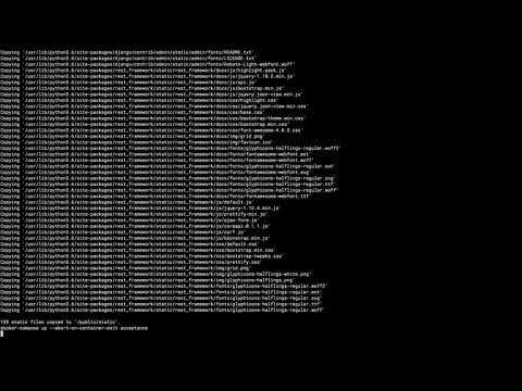 Docker on Amazon Web Services | 9. Managing Secrets