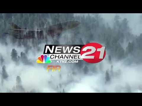 Fire Alert - Wildfire Coverage for Central Oregon