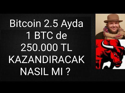 Bitcoin De 2 Ayda 250.000 TL -300.000 Tl Kazanabilirsiniz Bitcoin Analiz. Altcoin Analiz #bitcoin
