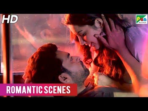 Raashi Khanna & Varun Tej Romantic Scene | Tholi Prema |  Hindi Dubbed Movie