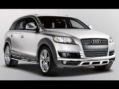 2015 audi q7 youtube. Black Bedroom Furniture Sets. Home Design Ideas