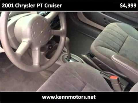 2001 chrysler pt cruiser used cars ottawa il youtube for Ken motors ottawa il