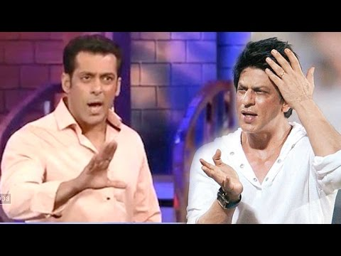 Shahrukh's SHOCKING Comment On Salman's...