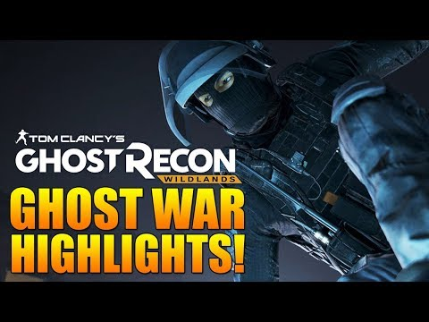 HE GOT COCKY AND PAID FOR IT! - Ghost Recon Wildlands PVP Highlights #10
