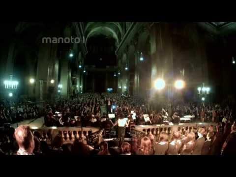 Darya Dadvar Paris 2014 Saint-Sulpice گروه کر بهار