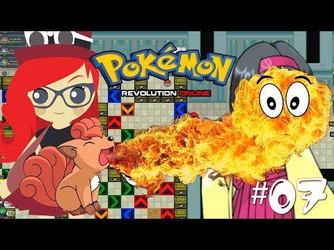 Pokemon Revolution Online #07 | 🔥🌱 Plantes grillées  et Team Rocket