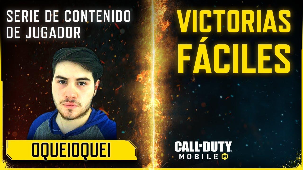 Call of Duty Mobile® x OqueiOquei | Guía Para Conseguir Victorias