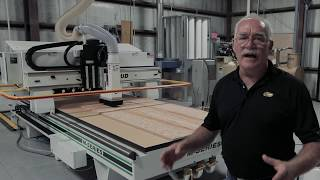 Jarrett Bay Boatworks  - 145M12 - M Series CR Onsrud CNC Router