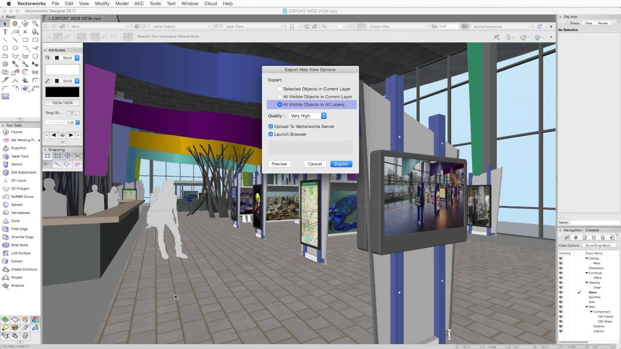 Tutorial for learning vectorworks 3d general discussion.