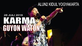 28 JULI 2018 -- GUYONWATON -- KARMA -- ALUN2 KIDUL YOGYAKARTA