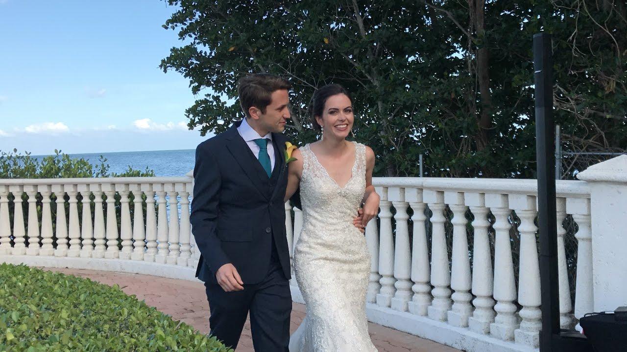 Luis Christine Wedding At Thalatta Estate Palmetto Bay Fl 4 8 2017