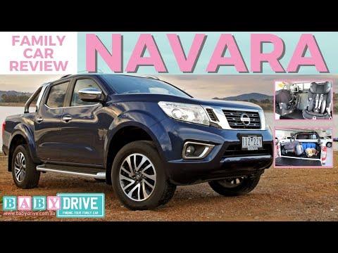 Family Car Review Nissan Navara 2018 Youtube