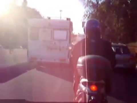 CASA/LAVORO con il RE degli scooter Honda Silver Wing 600