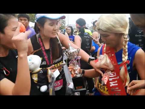 Amazing Thailand Marathon 2018 Cheerleader