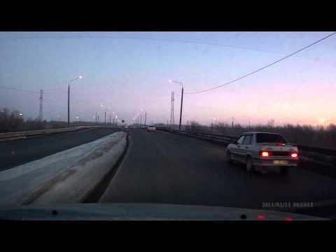 падение метеорита Оренбург 15.02.2013 (Meteorite fall)