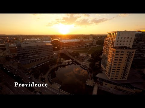 Providence by Drone in 4K