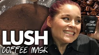 Making FACE MASKS at the LUSH Factory In Canada! (Beauty Trippin)