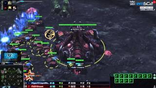 Dreamhack - ZvP - Mana vs Vincent - Bo3 Starcraft 2 Legacy of the Void