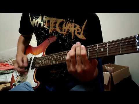 【BanG Dream!】Roselia - LOUDER Guitar cover