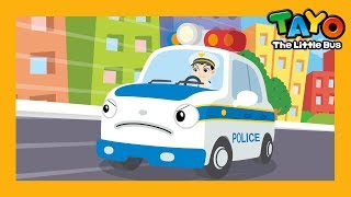 Police Car Song l On The Way! Police Car l Car Songs l Songs for Children l Tayo the Little Bus