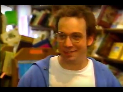 """VERY early Paul Giamatti role """"By The Book"""" (1991) only shown in Seattle on KCTS"""