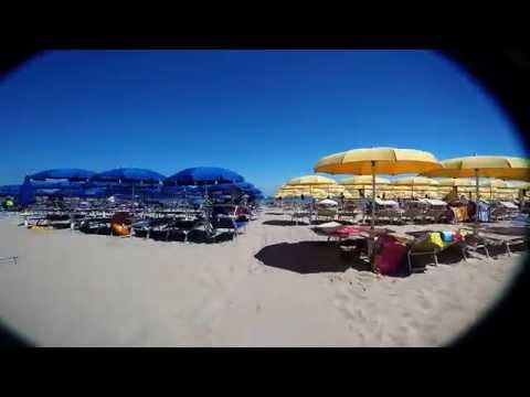 Pesaro Italy Beaches Summer 2016