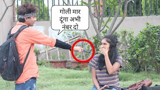 Tapori Style Proposing On Cute Girl | part 2| vishal goswami baba |
