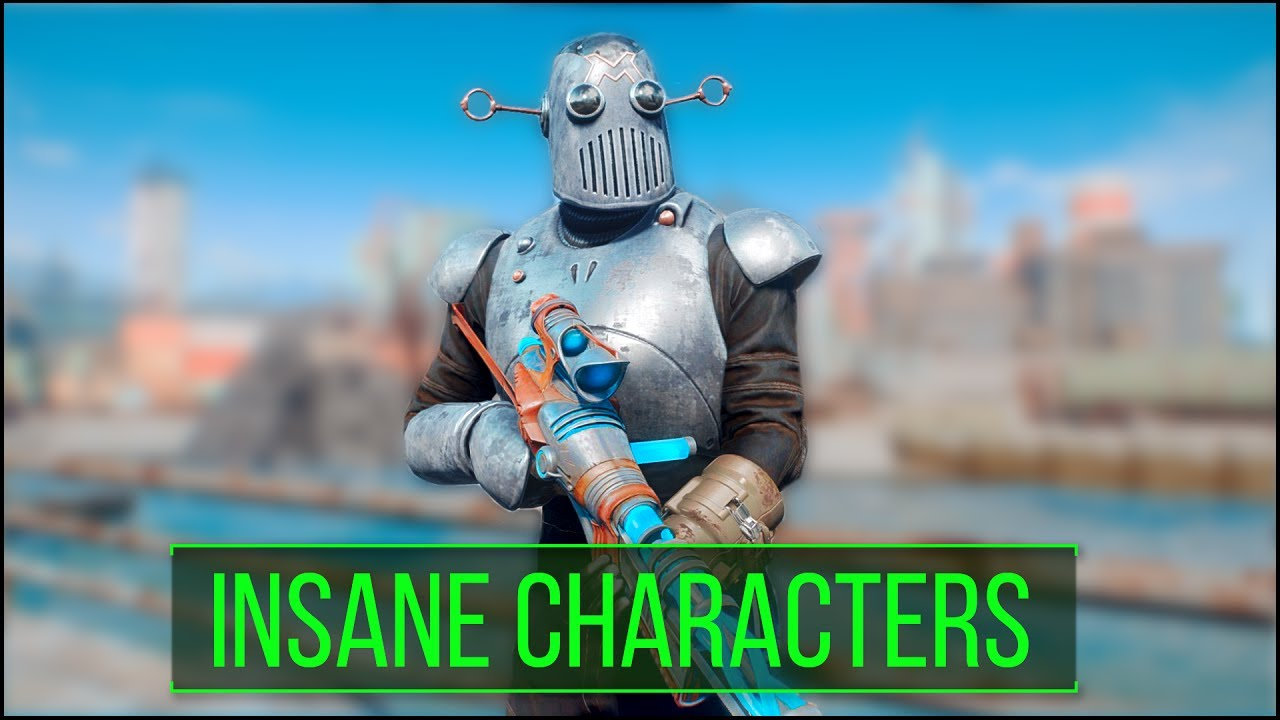 Fallout 4: Top 5 Insane Characters in the Commonwealth – Fallout 4 Lore thumbnail