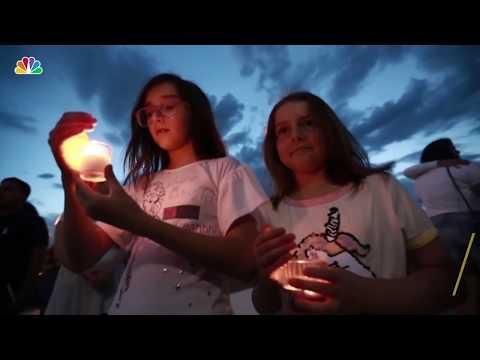 El Paso Terror Attack: Vigil in Juarez, Mexico, Honors 20 Killed in Walmart Shooting | NBC New York
