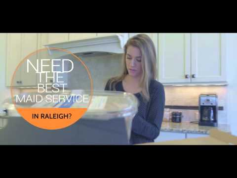 Maid In Raleigh - Commercial (2016)