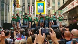 Broadway Barks, Gavin Creel, Charlie Stemp