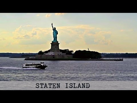 Staten Island- More Than Just A Ferry (CANON G7X MARK II VLOG)