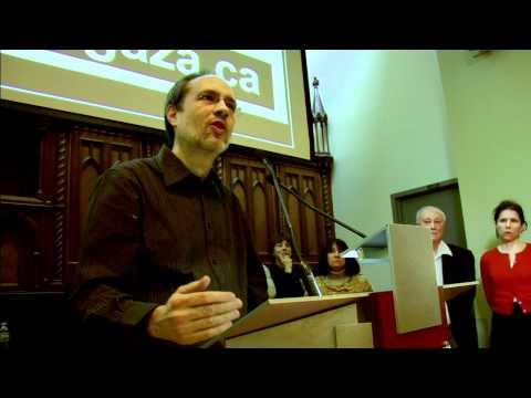 BATEAU CANADA GAZA: extrait conférence de presse