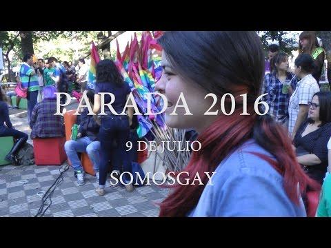 PARADA 2016 ASUNCIÓN - PARAGUAY