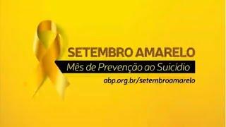 Setembro Amarelo: saúde mental é a melhor prevenção ao suicídio