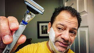 Gillette Mach3 3D Razor Review — average guy tested #APPROVED