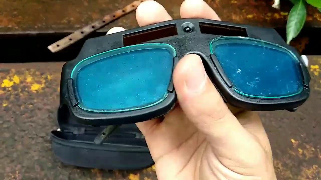 Lưu ý khi sử dụng kính hàn điện tử K4001 –  Shopee , Lazada , Sendo