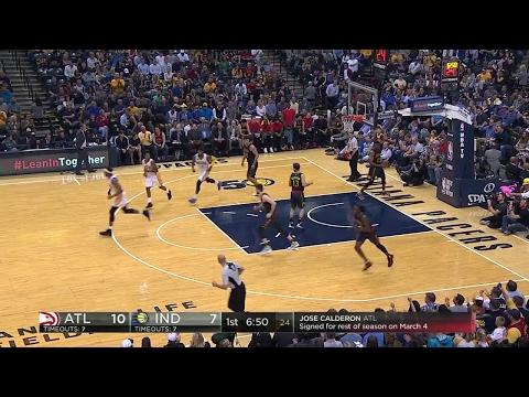 Quarter 1 One Box Video :Pacers Vs. Hawks, 4/12/2017 12:00:00 AM