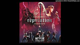 Taylor Swift - Don't Blame Me (reputation Tour Netflix)