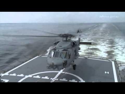 Royal Australian Navy ( Fire Power )