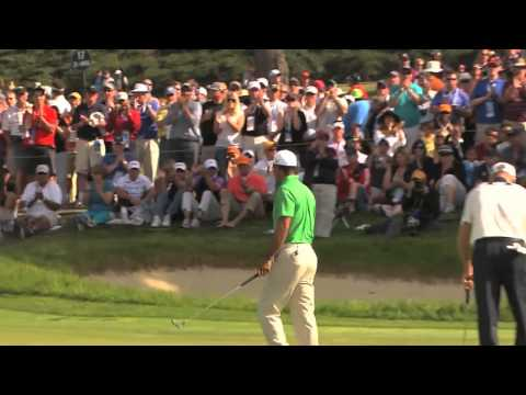 Tiger Woods 3rd Round 2012 US Open