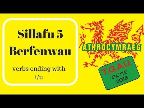 Podlediad TGAU - Sillafu 5 - sillafu berfenwau