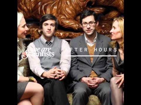 Клип We Are Scientists - Dig Dug