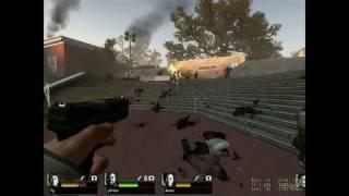Left 4 Dead 2 PC Games Gameplay - E3 2009: Garden Maze