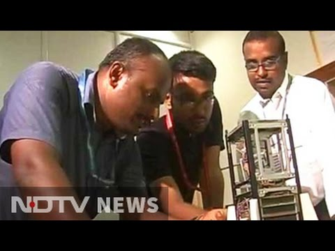 One of the 20 satellites India launched was made by this Chennai college
