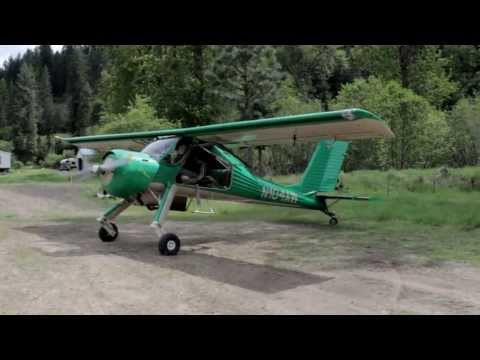 Clear Creek Wilga STOL Ops