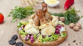 Куриные голени в тесте - Рецепты от Со Вкусом
