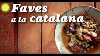 Un plat tradicional que tothom fa a la seva manera. Nosaltres el farem amb un truquet, perquè tingueu una bona digestió. Fem faves a la catalana. Dificultat: ...